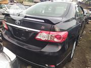 Toyota Corolla 2013 Black | Cars for sale in Delta State, Ugheli