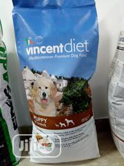Vincent Diet Mediterranean Premium Dog Food (15kg) | Pet's Accessories for sale in Abuja (FCT) State, Utako