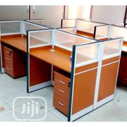 Top Class Office Workstation Table | Furniture for sale in Lagos State, Maryland