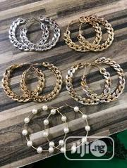 Round Earrings | Jewelry for sale in Abuja (FCT) State, Gwarinpa