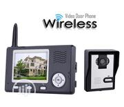 2.4ghz Wireless Video Door Phone | Security & Surveillance for sale in Lagos State, Ikeja