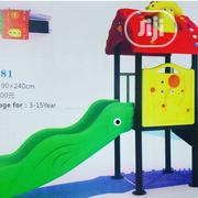 Mushroom Playhouse And Slide | Toys for sale in Lagos State, Surulere