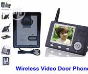 2.4ghz Wireless Video Door Phone | Home Appliances for sale in Lagos State, Ikeja