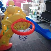 Fun Slide With Basketball Hoop | Toys for sale in Lagos State, Surulere