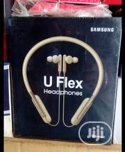 Samsung U Flex Headset Cloned | Headphones for sale in Lagos State, Ikeja