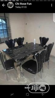 Dining Table by Six Seater | Furniture for sale in Lagos State, Amuwo-Odofin