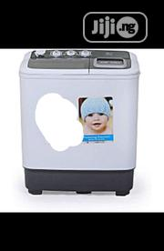 Midea Washing Machine Twin Tub 8kg | Home Appliances for sale in Lagos State, Lekki Phase 1