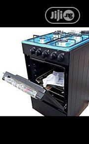 Midea 4 Burner All Gas Cooker With Oven | Kitchen Appliances for sale in Lagos State, Lekki Phase 1