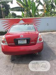 Nissan Altima 2004 2.5 S Red | Cars for sale in Rivers State, Port-Harcourt