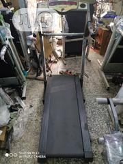 Fairly Used or Tokunbo 3hp Neogium London Use Treadmill | Sports Equipment for sale in Lagos State, Surulere