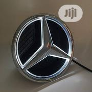 Mercedes Benz Logo With Light   Vehicle Parts & Accessories for sale in Lagos State, Lekki Phase 1
