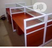 Brand New Quality Four Seaters Workstation Table | Furniture for sale in Lagos State, Victoria Island