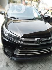 Toyota Highlander 2018 XLE 4x4 V6 (3.5L 6cyl 8A) Black | Cars for sale in Lagos State, Amuwo-Odofin