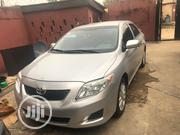 Toyota Corolla 2009 Silver | Cars for sale in Lagos State, Isolo