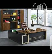 This Is Brand New Quality Office Table It Is Very Strong And Reliable | Furniture for sale in Lagos State, Victoria Island
