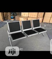 This Is Brand New Quality Office Chair Three Seaters It Is Very Strong | Furniture for sale in Lagos State, Victoria Island