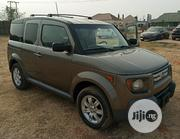 Honda Element EX 4WD Automatic 2008 Gray | Cars for sale in Abuja (FCT) State, Apo District