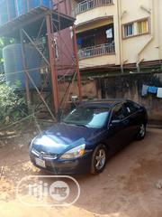 Honda Accord 2005 2.4 Type S Automatic Blue | Cars for sale in Anambra State, Onitsha