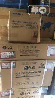 LG Split Inverter Air Conditioner Gencool 1hp With Installation Kit   Home Appliances for sale in Lagos State, Ikeja