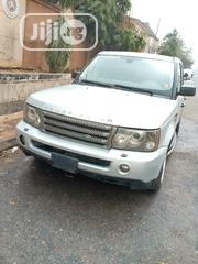 Land Rover Range Rover Sport 2007 Silver | Cars for sale in Lagos State, Ikeja