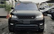 Land Rover Range Rover Sport 2016 HSE 4x4 (3.0L 6cyl 8A) Black | Cars for sale in Lagos State, Lekki Phase 1