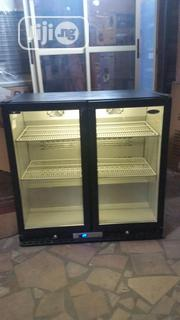 Cabinet 2doors Wine Chiller Display Fridge. | Store Equipment for sale in Lagos State, Lekki Phase 1