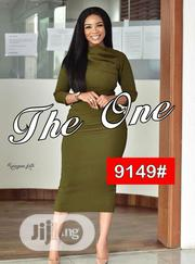 Quality Ladies Fitted Short Dress | Clothing for sale in Lagos State, Ikeja