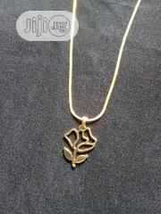 Floret Pendant Omega Chain | Jewelry for sale in Lagos State, Lagos Mainland