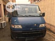 Fiat Ducado 2002 Blue | Buses & Microbuses for sale in Lagos State, Ifako-Ijaiye