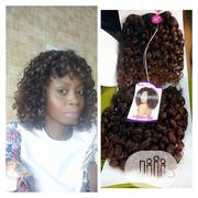 16inch Fiber Pixie Weavon/Wig | Hair Beauty for sale in Lagos State, Yaba