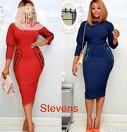 Qualiry Ladies Fitted Dress | Clothing for sale in Lagos State, Ikeja