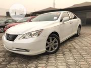 Lexus ES 2007 White | Cars for sale in Lagos State, Lekki Phase 2