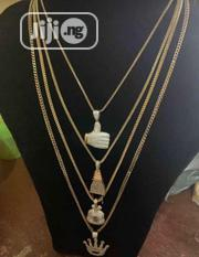 Available Gold Chain and Pendant | Jewelry for sale in Lagos State, Yaba