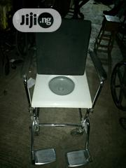 Poo Wheelchair. | Medical Equipment for sale in Lagos State, Lekki Phase 2