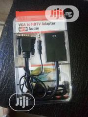 VGA To HDMI Adapter | Accessories & Supplies for Electronics for sale in Lagos State, Ikeja