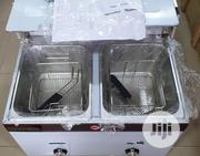 New Double Basket Deep Gas Fryer | Kitchen Appliances for sale in Lagos State, Ojo