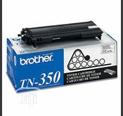 Brother TN-350 (TN350) Black Toner Cartridge | Accessories & Supplies for Electronics for sale in Lagos State, Lagos Island