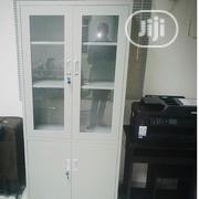Metallic Office Book Shelf   Furniture for sale in Lagos State, Maryland