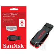Sandisk Cruzer Blade USB Flash Drive 8GB | Accessories for Mobile Phones & Tablets for sale in Lagos State, Ikeja
