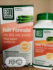 Hair Formula To Say Bye Bye To Bald Hair. | Vitamins & Supplements for sale in Lagos State, Ikeja