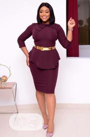 Quality Ladies Fitted Dress | Clothing for sale in Lagos State, Ikoyi