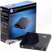 HP External DVD Drive/Writer Dvdrw Dvd-rom External Dvd-rom. | Computer Accessories  for sale in Lagos State, Ikeja