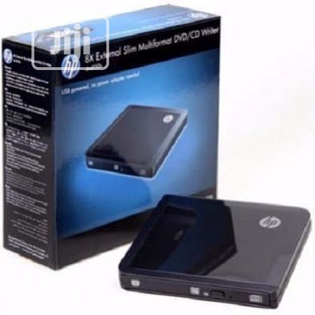 HP External DVD Drive/Writer Dvdrw Dvd-rom External Dvd-rom.