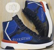 Original Givenchy Wing Leather High-Top Sneakers Available | Shoes for sale in Lagos State, Surulere