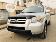 Honda Pilot 2007 EX 4x4 (3.5L 6cyl 5A) Silver | Cars for sale in Lagos State, Ikeja