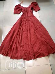 Red Beautiful Gown   Children's Clothing for sale in Enugu State, Enugu