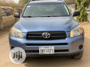 Toyota RAV4 2006 2.0 4x4 VX Automatic Blue | Cars for sale in Abuja (FCT) State, Central Business District