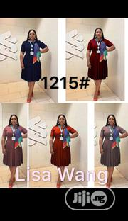 New Ladies Quality Flare Gown | Clothing for sale in Lagos State, Victoria Island