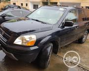 Honda Pilot 2004 EX 4x4 (3.5L 6cyl 5A) Black | Cars for sale in Lagos State, Lekki Phase 1