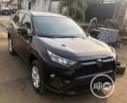 Toyota RAV4 2019 XLE AWD Black | Cars for sale in Lagos State, Surulere